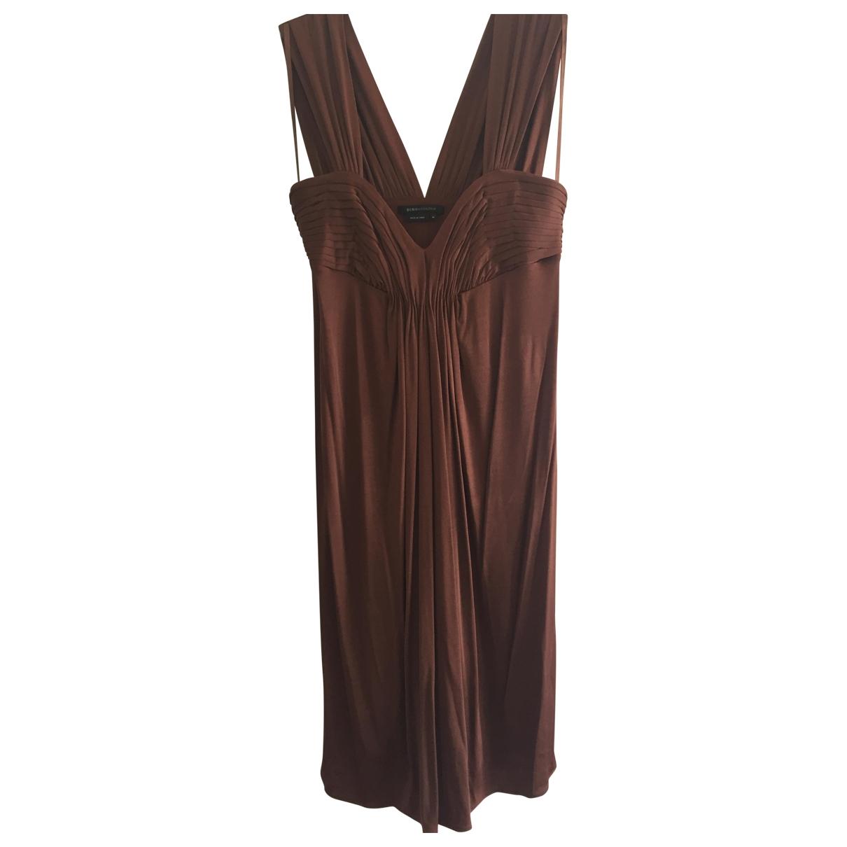 Bcbg Max Azria \N Brown dress for Women M International
