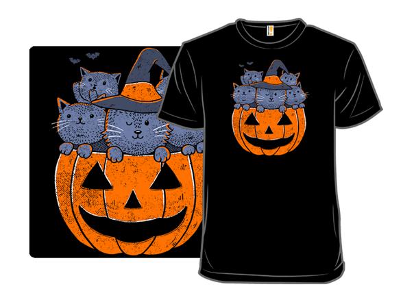 Cat Tricks T Shirt