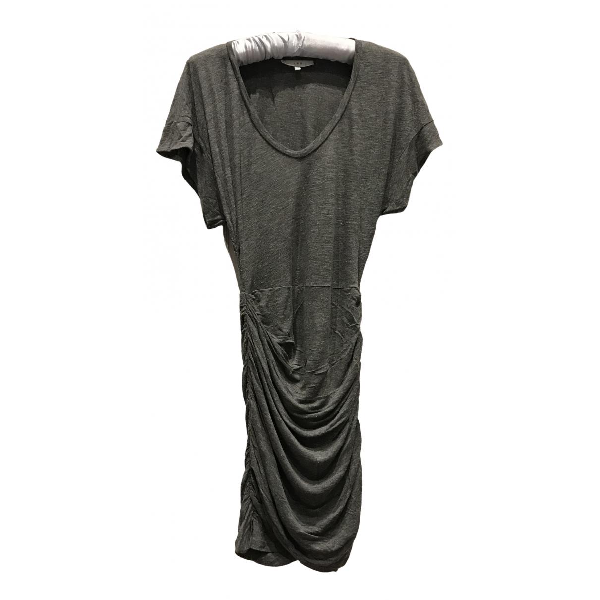 Iro \N Grey dress for Women XS International