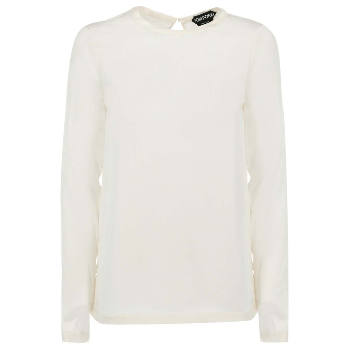 Tom Ford \N White Cotton  top for Women 36 IT