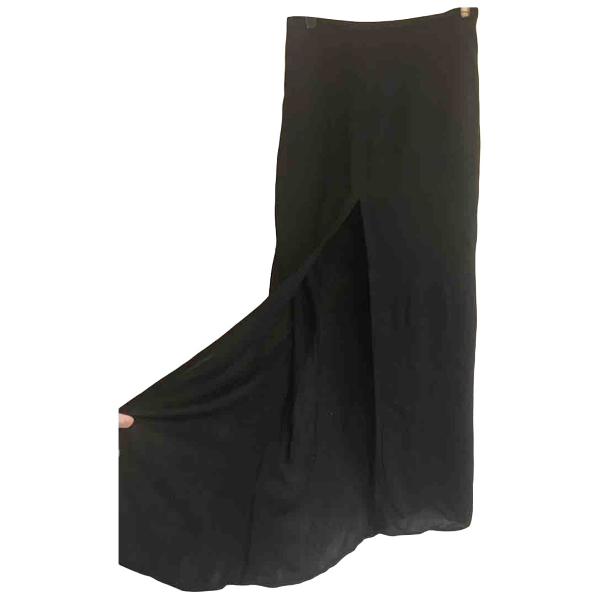 Bcbg Max Azria - Jupe   pour femme en coton - noir