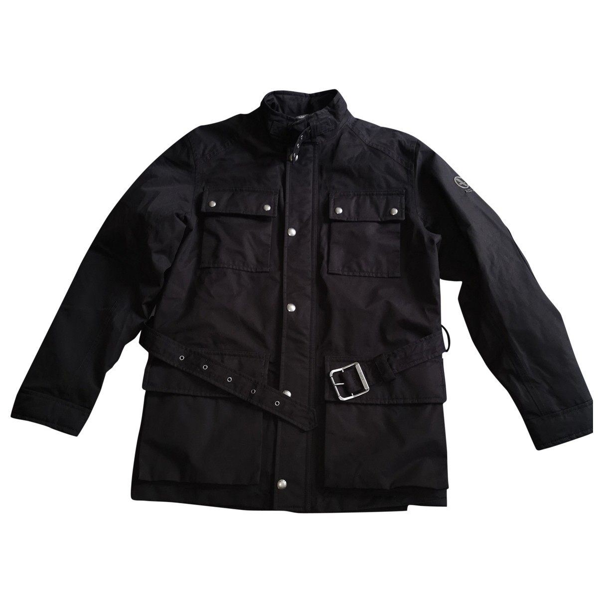 Aigle \N Black jacket  for Men L International