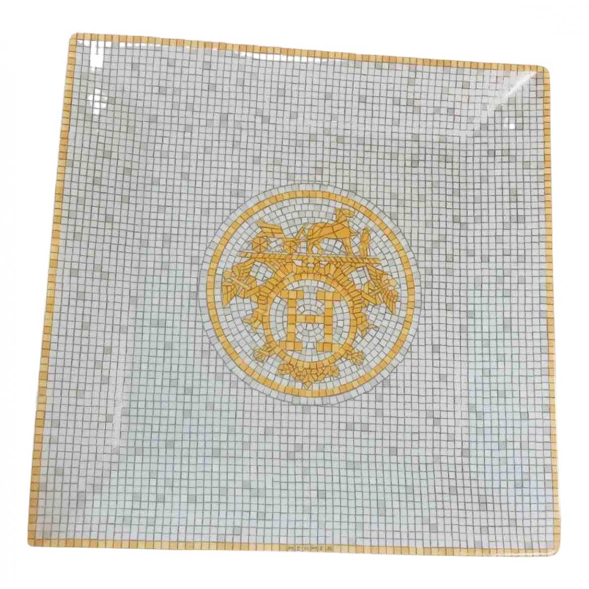 Hermes - Objets & Deco   pour lifestyle en porcelaine - blanc