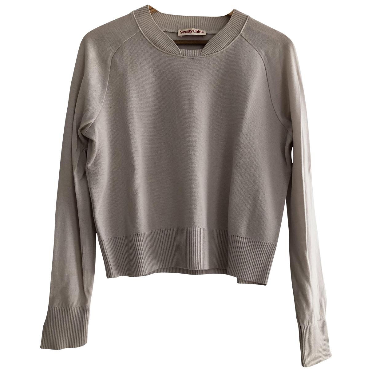 See By Chloé \N Grey Wool Knitwear for Women L International