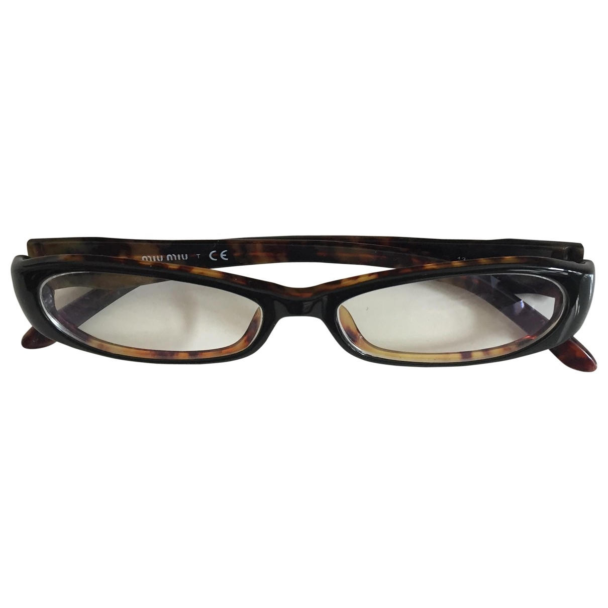 Miu Miu \N Brown Sunglasses for Women \N