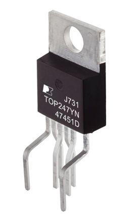 Power Integrations TOP248YN, AC-DC Converter 6-Pin, TO-220C (50)
