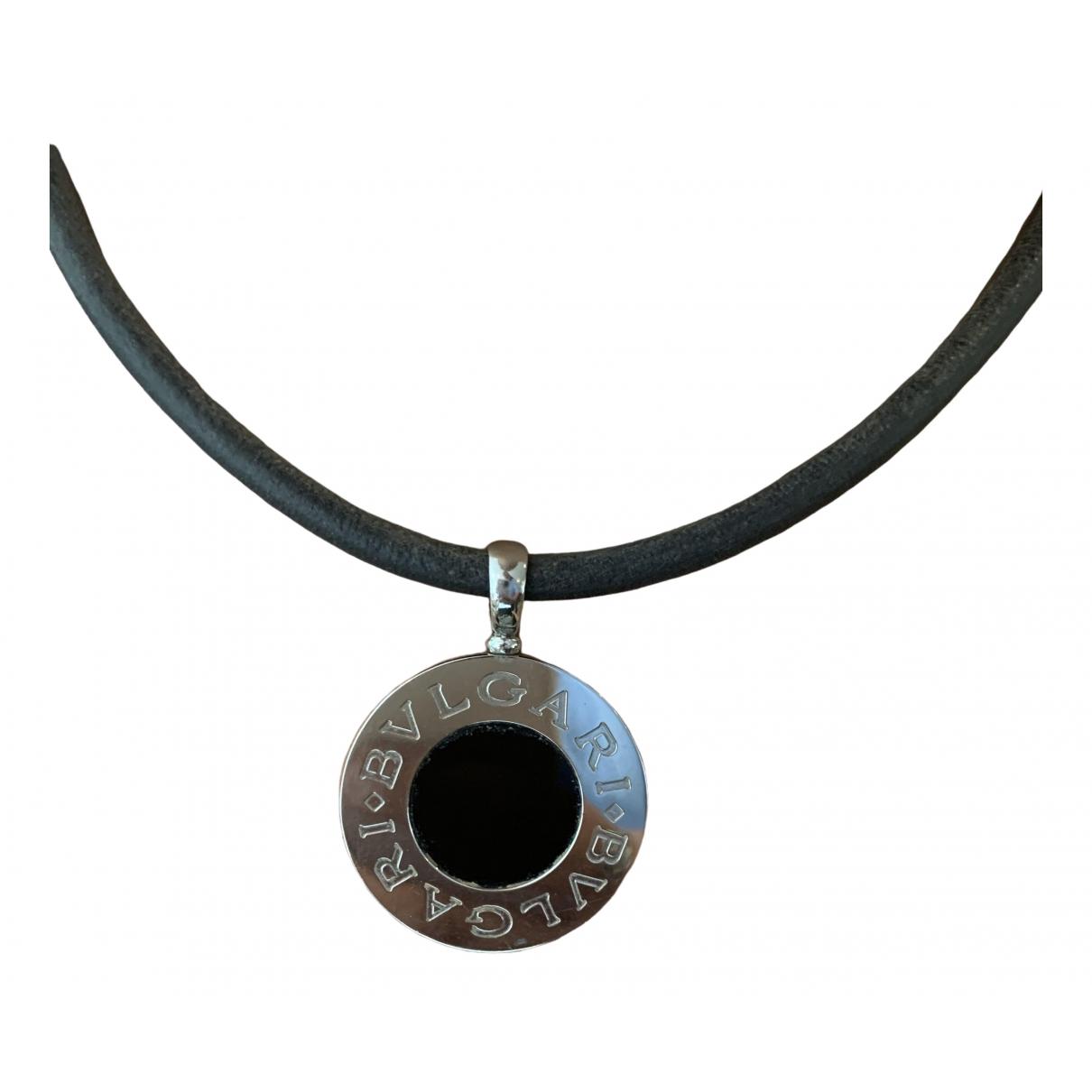 Bvlgari Bulgari Bulgari Kette in  Silber Metall