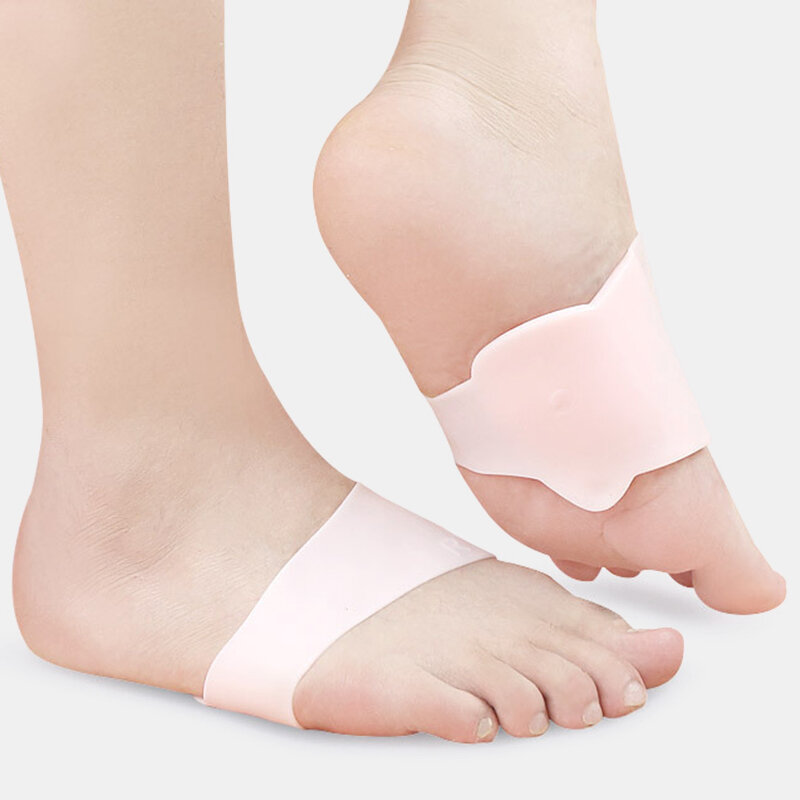 Arch Support Pad Particle Massage Flat Feet High Arch Foot Pad Sole Pad Foot Care