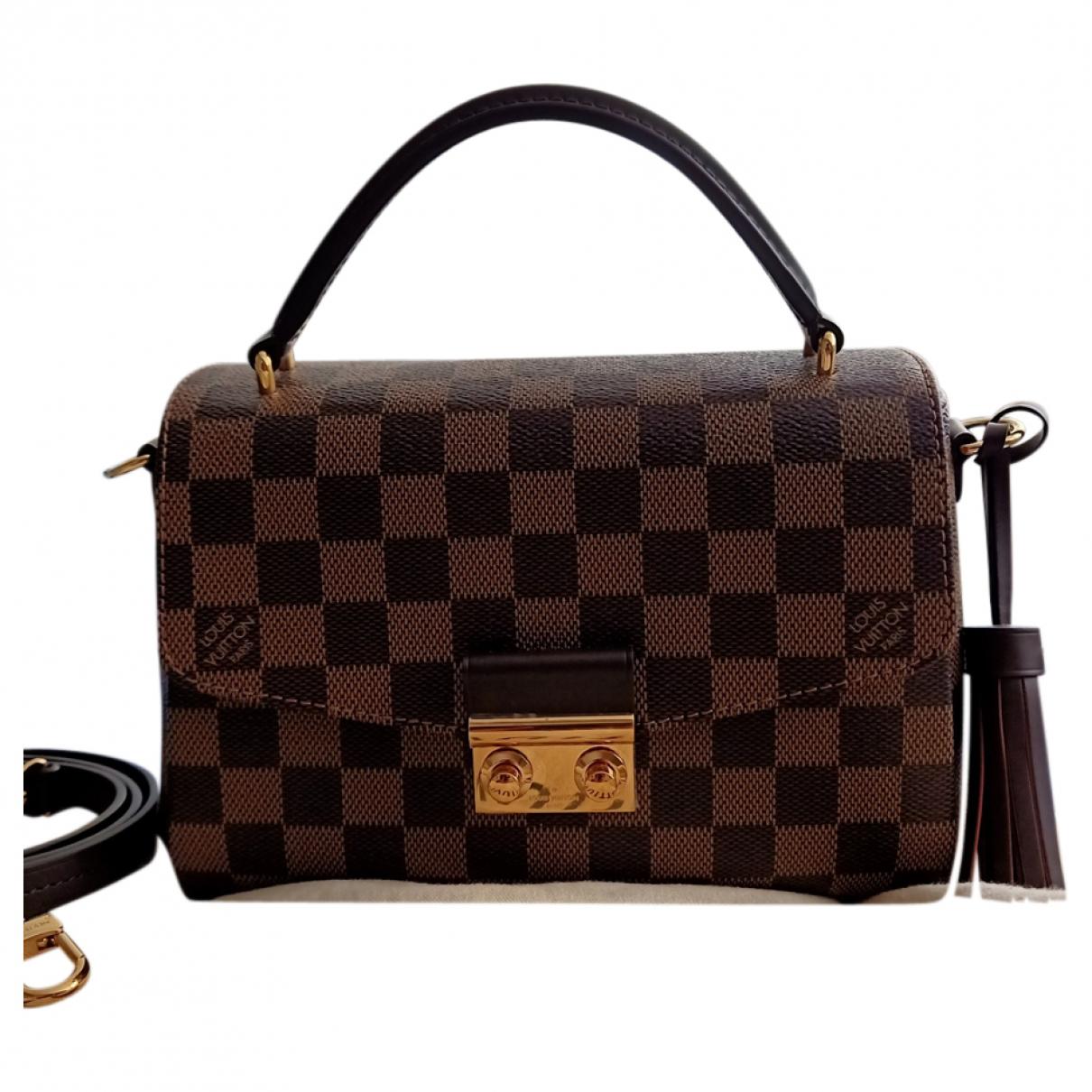 Bolso  Croisette de Lona Louis Vuitton