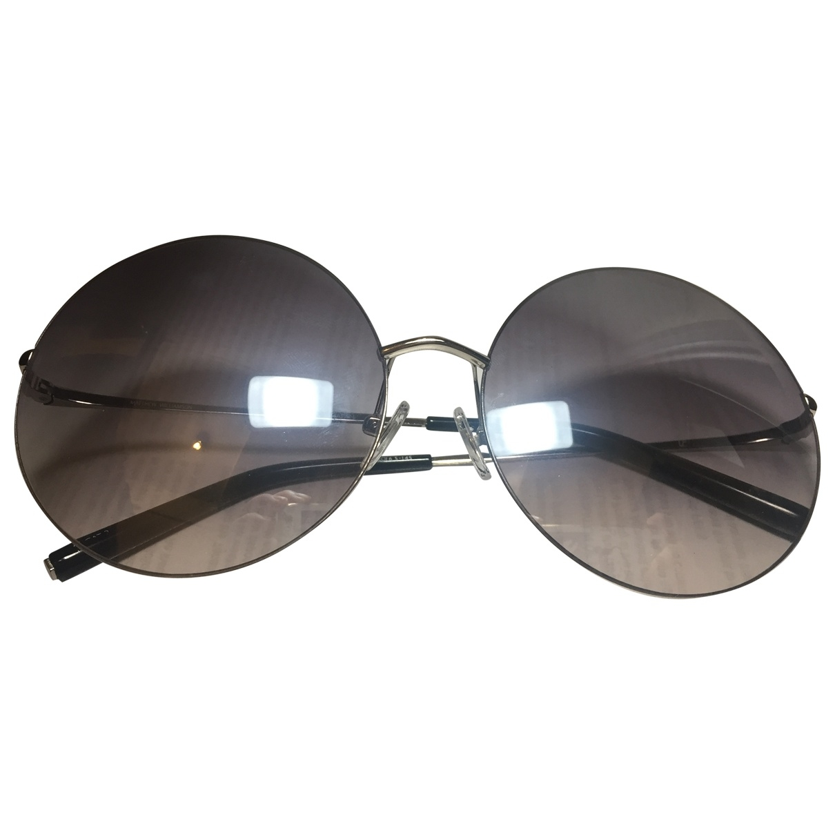 Gafas oversize Matthew Williamson