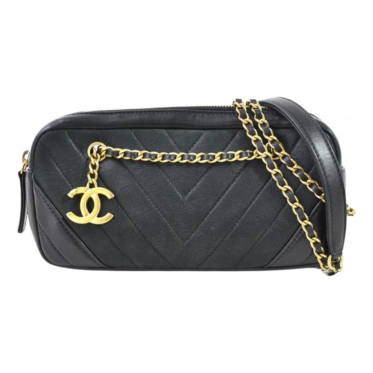Bandolera de Cuero Chanel