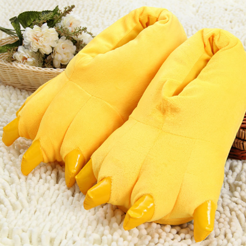 Soft Paw Claw Home Slippers Animal Costume Shoes