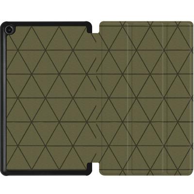 Amazon Fire 7 (2017) Tablet Smart Case - Moss von caseable Designs