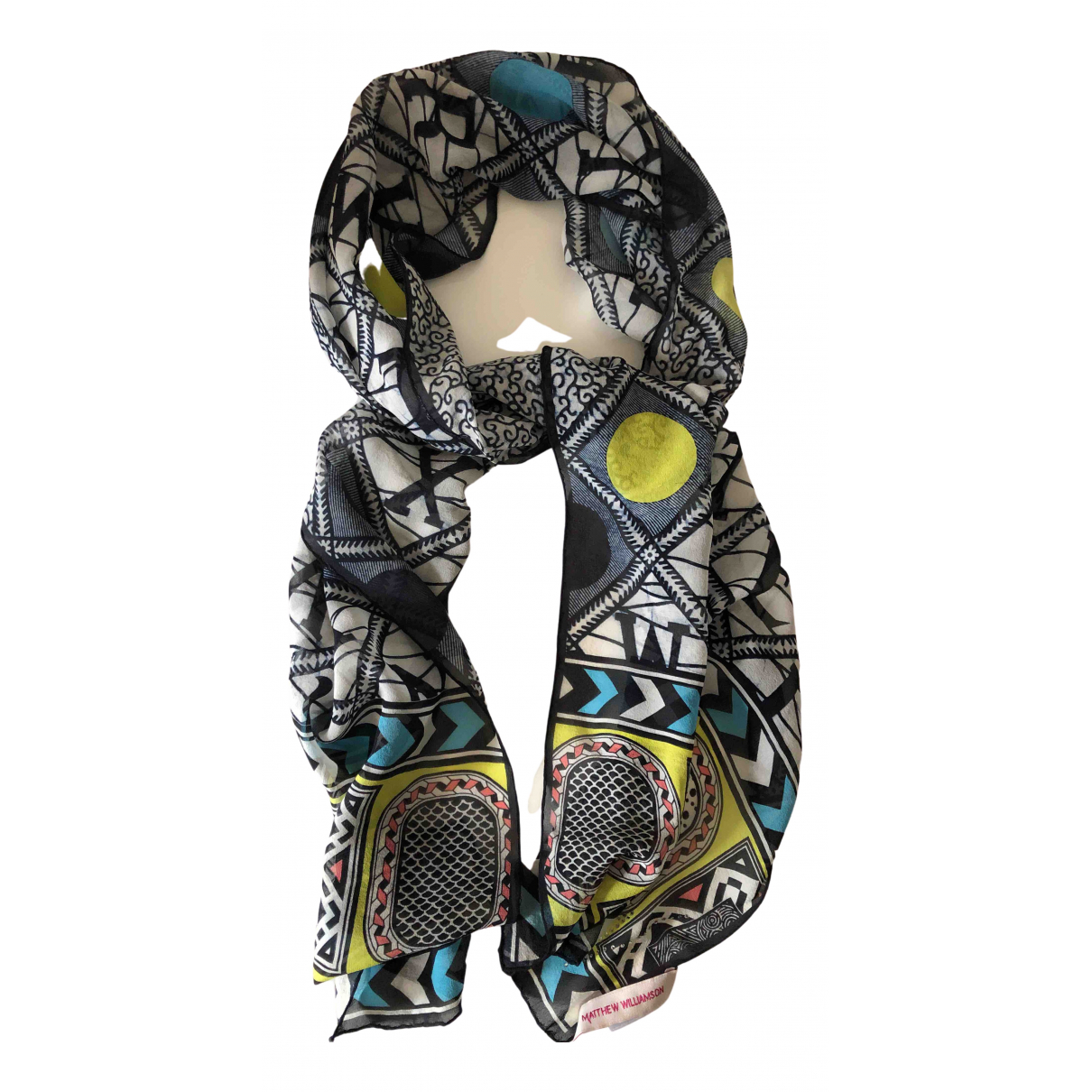 Matthew Williamson \N Silk scarf for Women \N