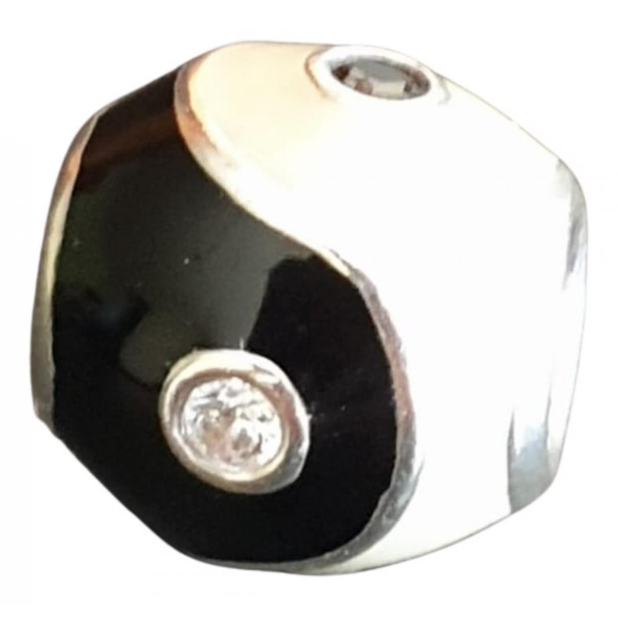 Pandora \N Armband in  Bunt Silber