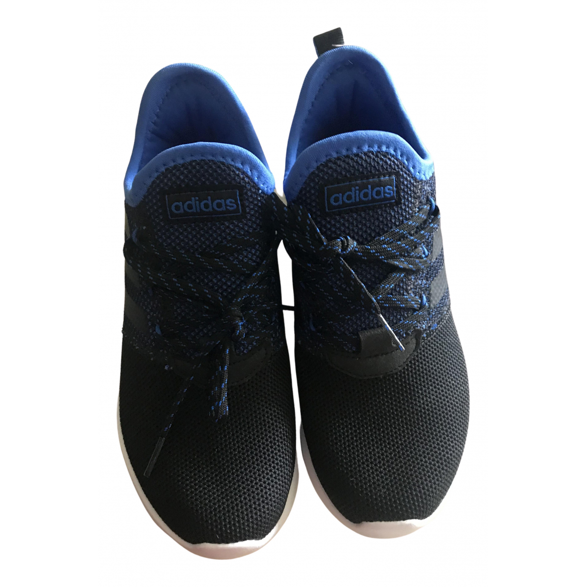 Adidas N Blue Rubber Trainers for Kids 38 FR
