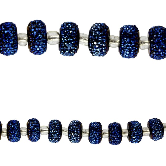 Bead Gallery® Acrylic Rondelle, 10Mm   Michaels®