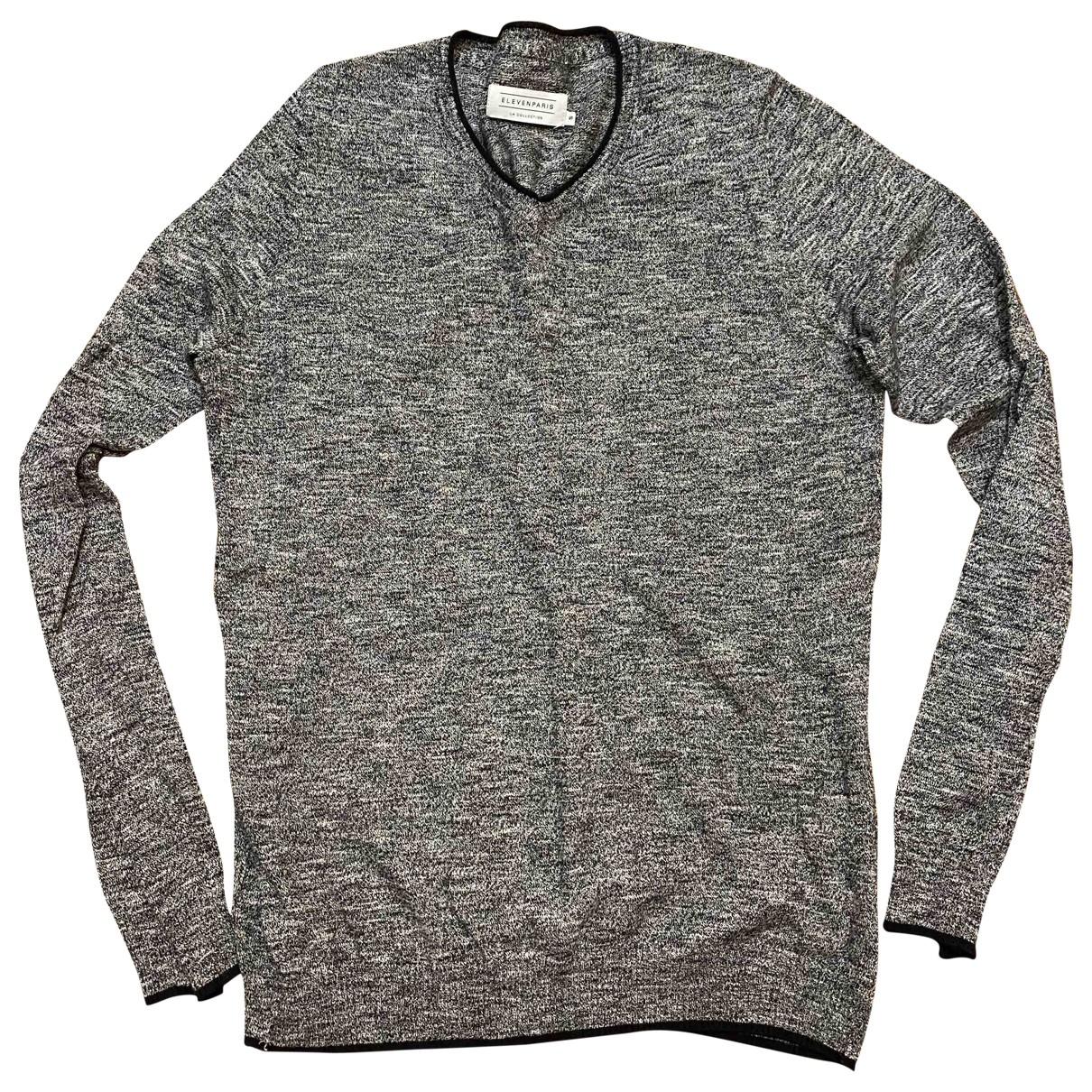 Eleven Paris - Pulls.Gilets.Sweats   pour homme en coton - multicolore