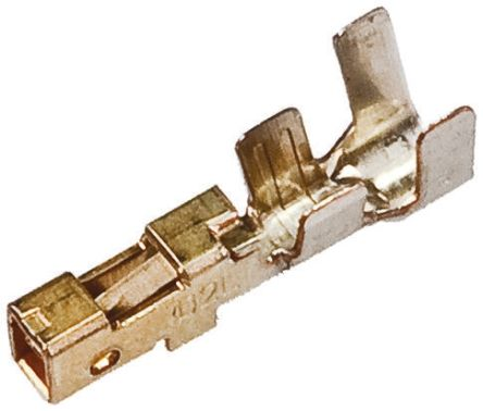 TE Connectivity , Dynamic 1000 Female Crimp Terminal Contact 22AWG 1827570-2 (10)