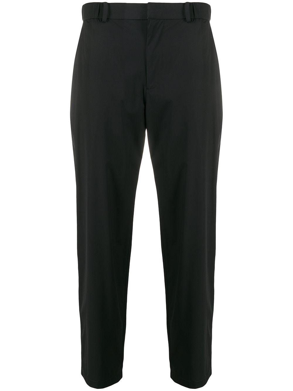 High-tech Fabric Trousers