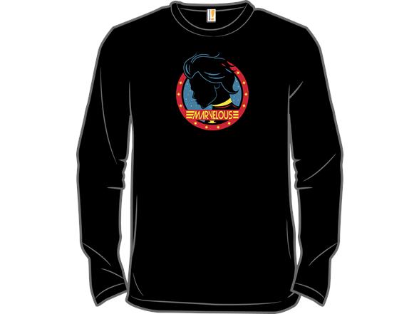 Marvelous T Shirt