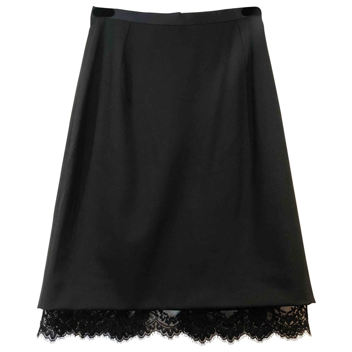 Dolce & Gabbana \N Rocke in  Schwarz Wolle