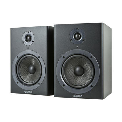 5-inch Powered Studio Multimedia Monitor Speakers (pair) - Monoprice®