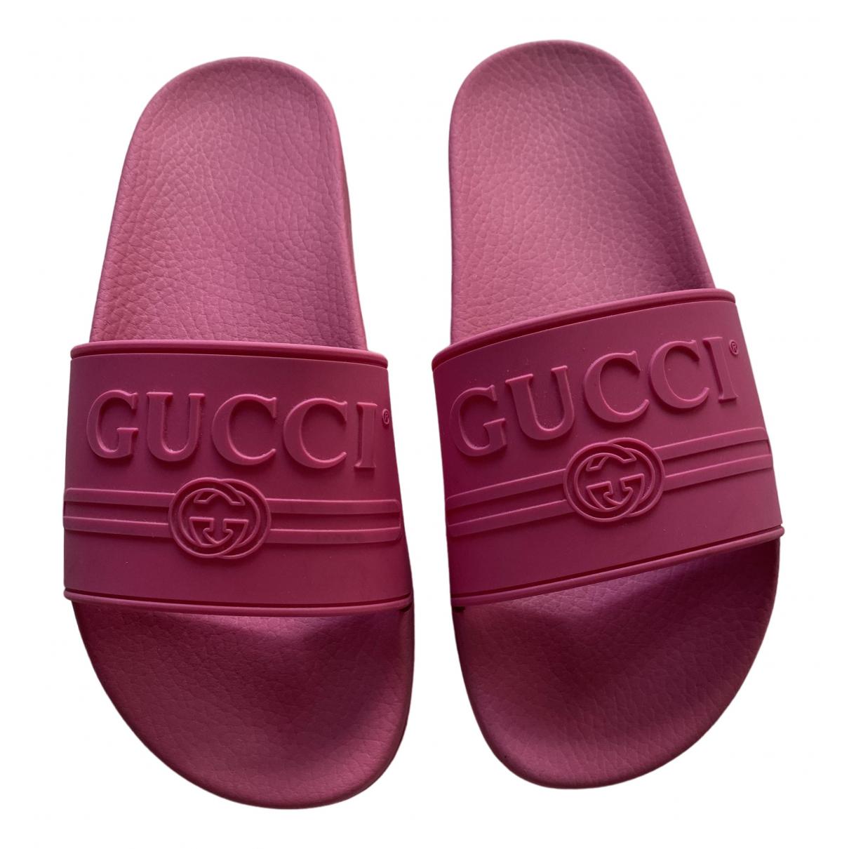 Gucci N Green Sandals for Men 42 EU