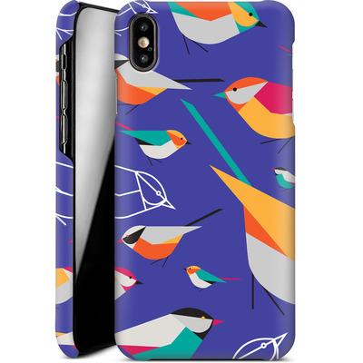 Apple iPhone XS Max Smartphone Huelle - Birds Talk von Susana Paz
