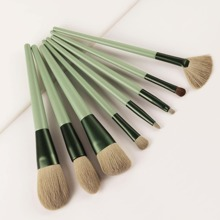 8pcs Soft Makeup Brush