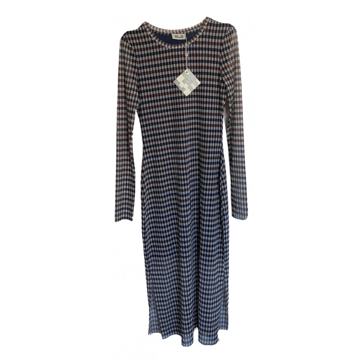 Baum Und Pferdgarten \N Brown Cotton dress for Women S International