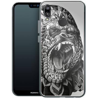 Huawei P20 Lite Silikon Handyhuelle - Gorilla von BIOWORKZ