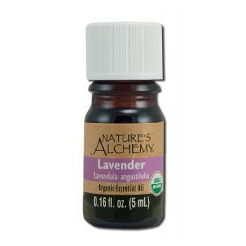 Essential Oil Lavender 5 ml by Natures Alchemy