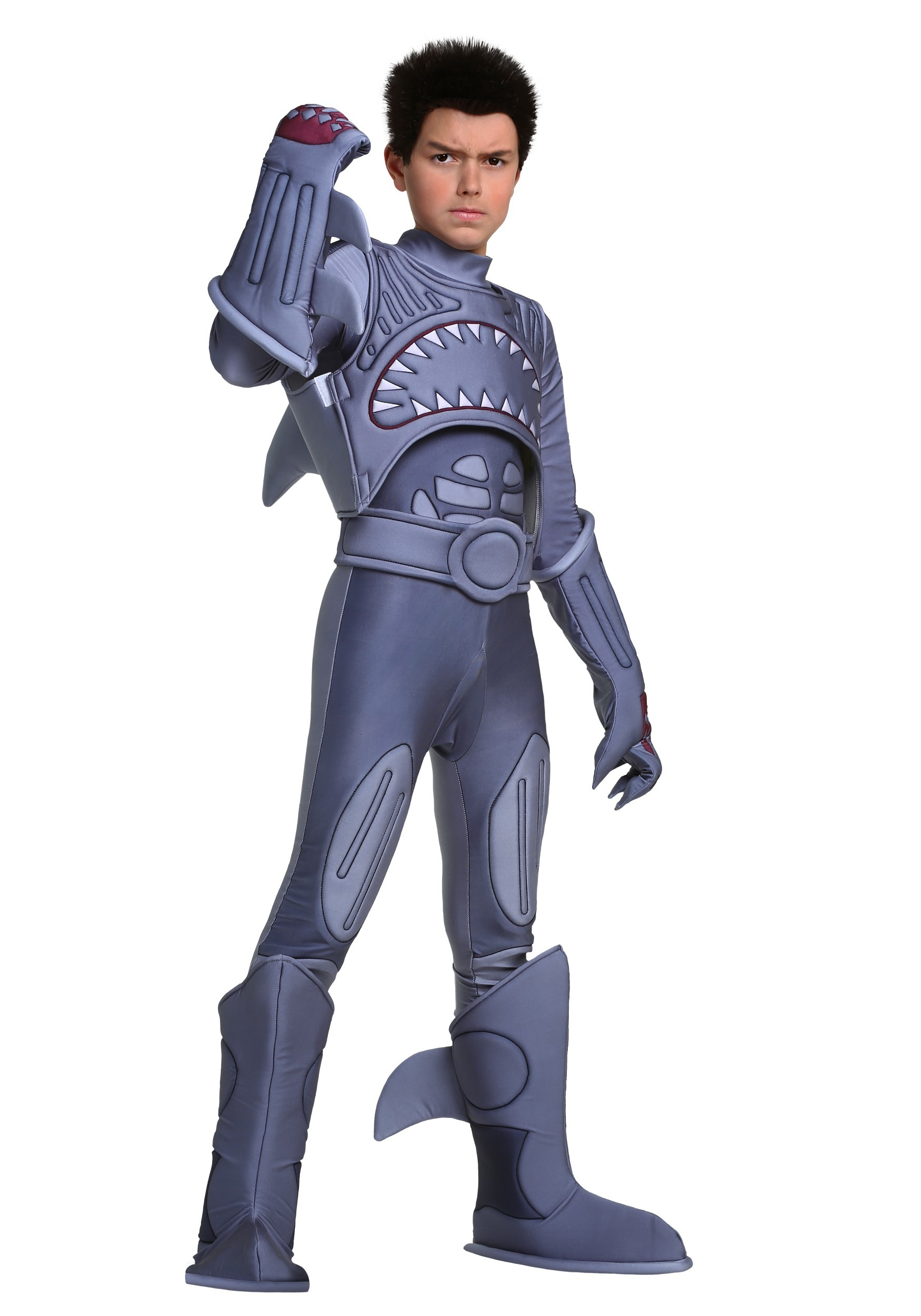 Sharkboy Costume for Boys | Exclusive | Made By Us Costume