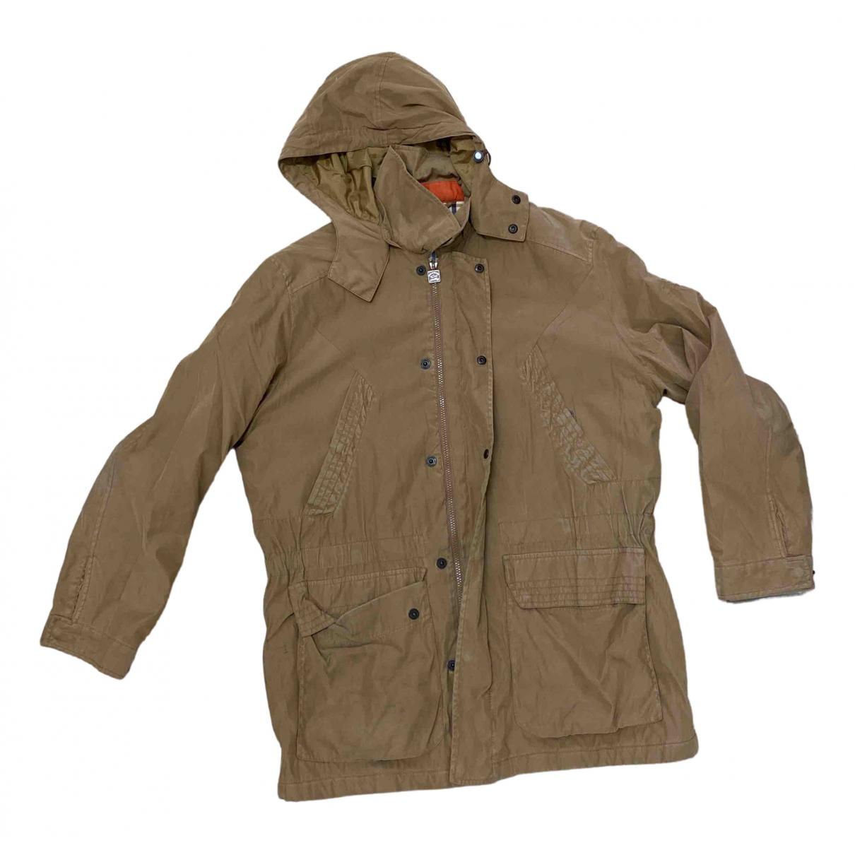 Marina Yachting - Manteau   pour homme en laine - camel