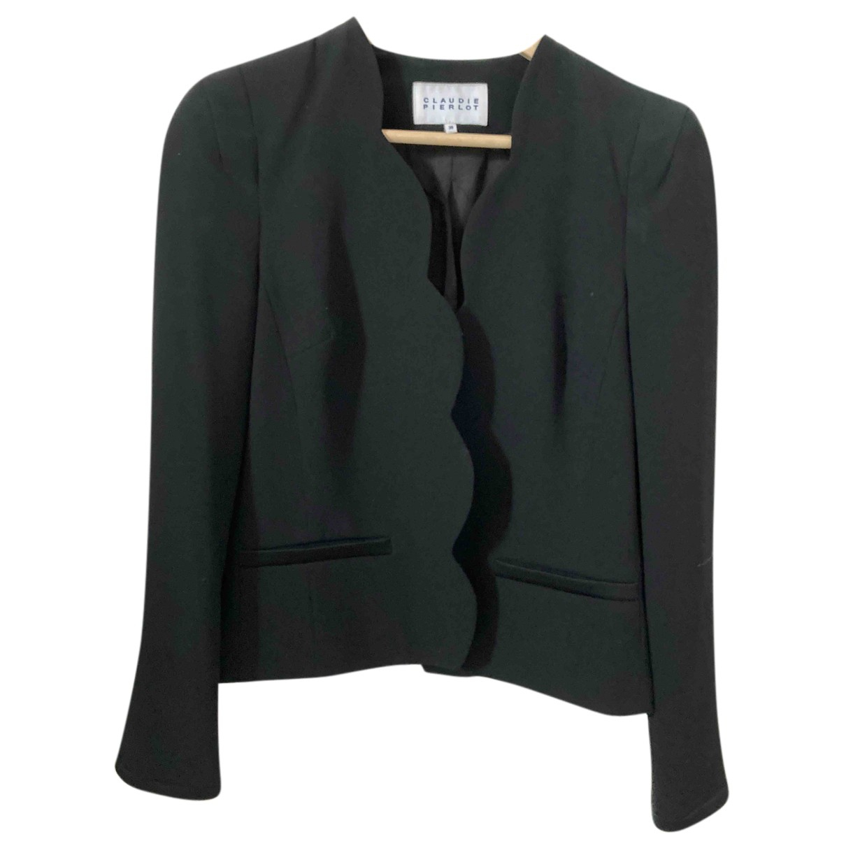 Claudie Pierlot N Black jacket for Women 38 FR