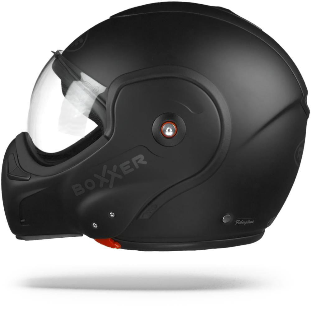 ROOF BoXXer Black Shadow Limited Edition Casco Modular L