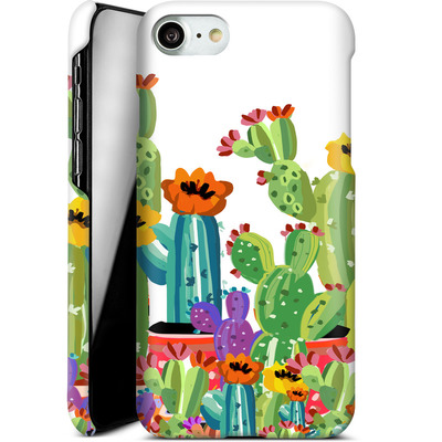 Apple iPhone 8 Smartphone Huelle - Cacti Land von Mukta Lata Barua