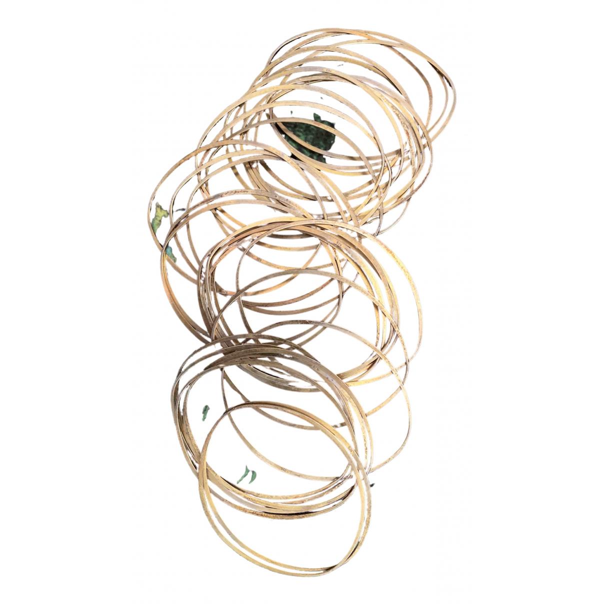 Bimba Y Lola \N Armband in  Gold Metall