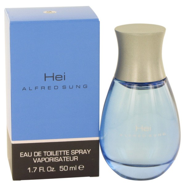 Alfred Sung - Hei : Eau de Toilette Spray 1.7 Oz / 50 ml