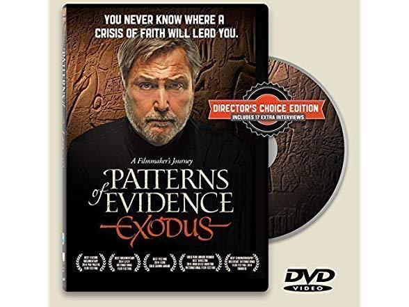 Patterns Of Evidence Dvd