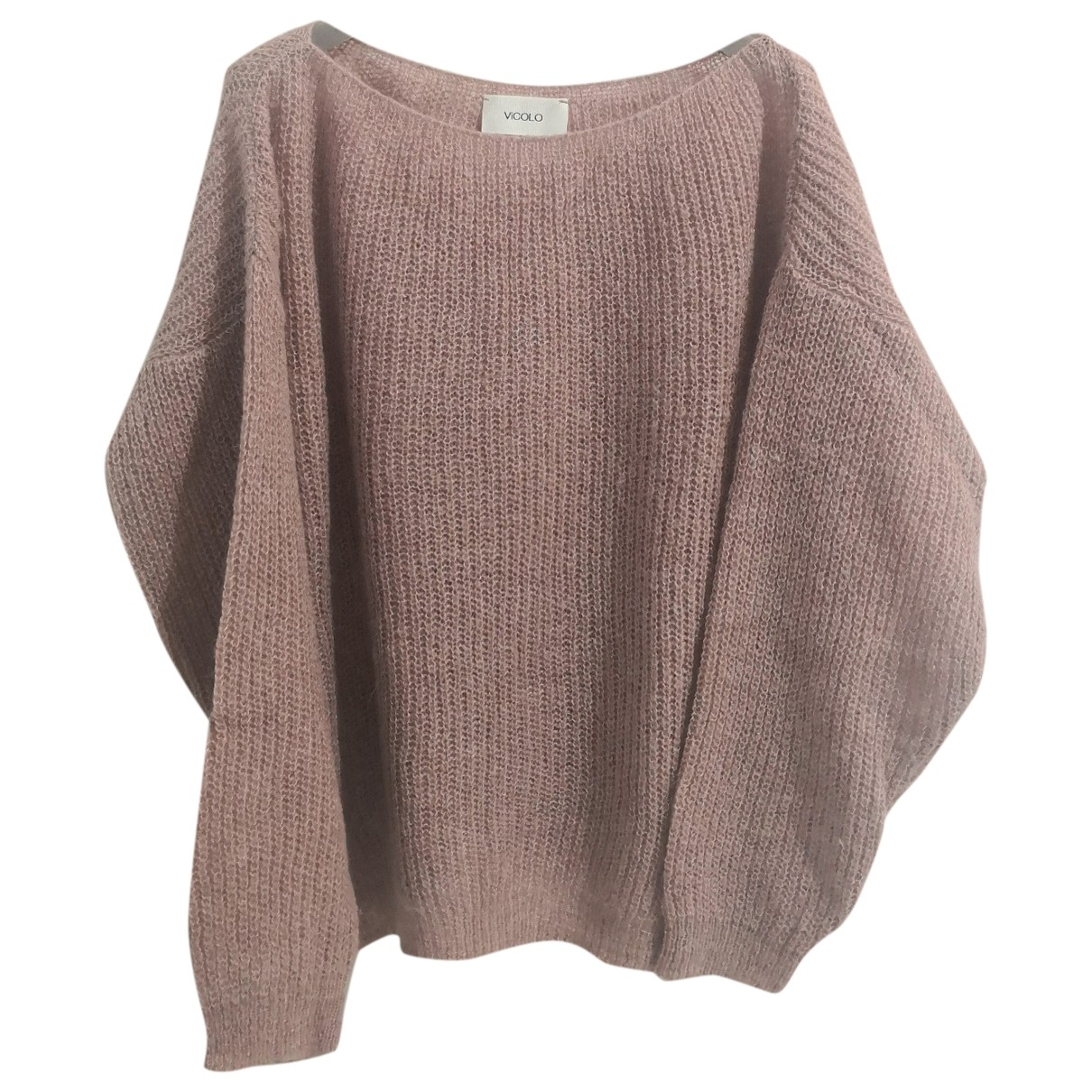 Vicolo - Pull   pour femme - rose