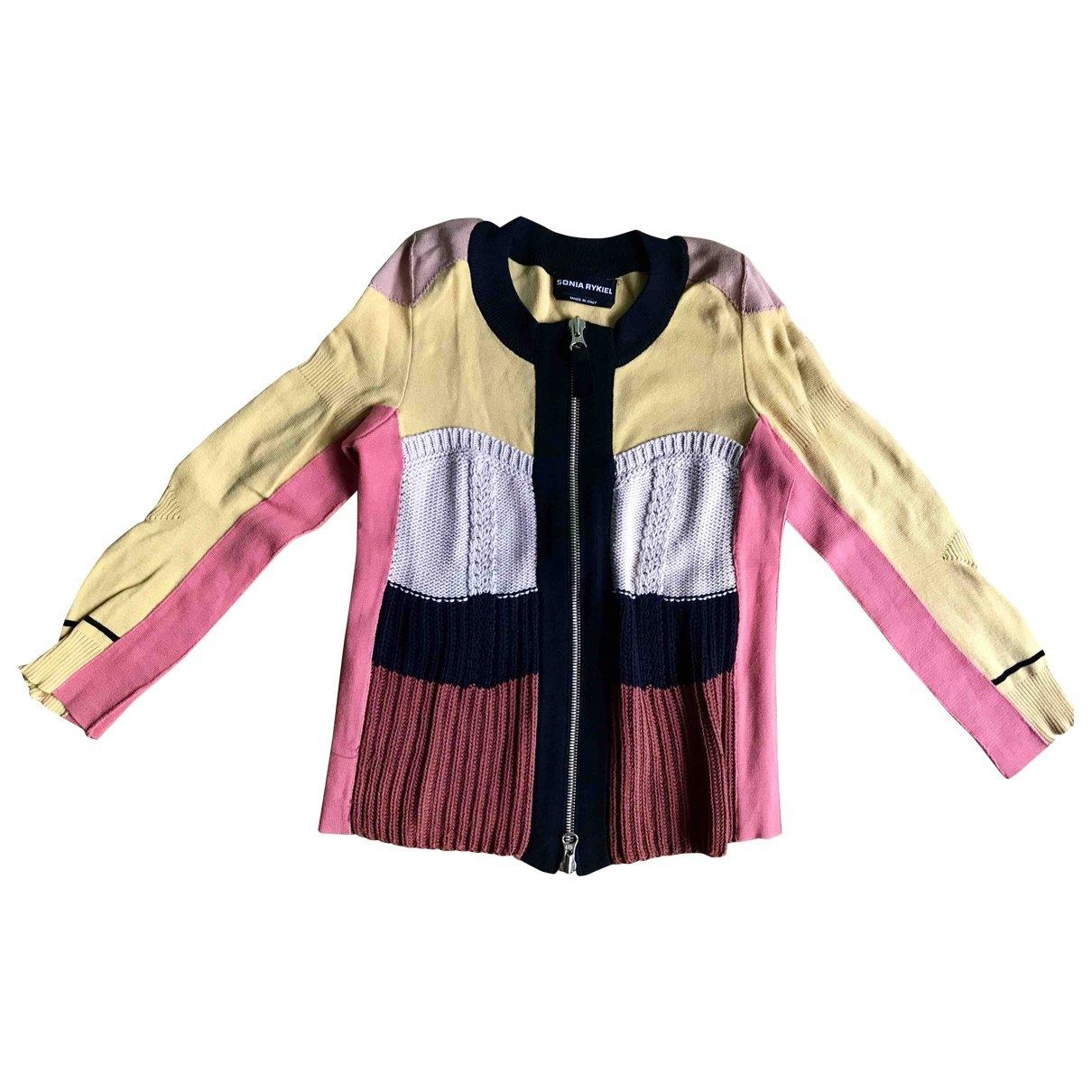 Sonia Rykiel \N Pullover in  Bunt Baumwolle