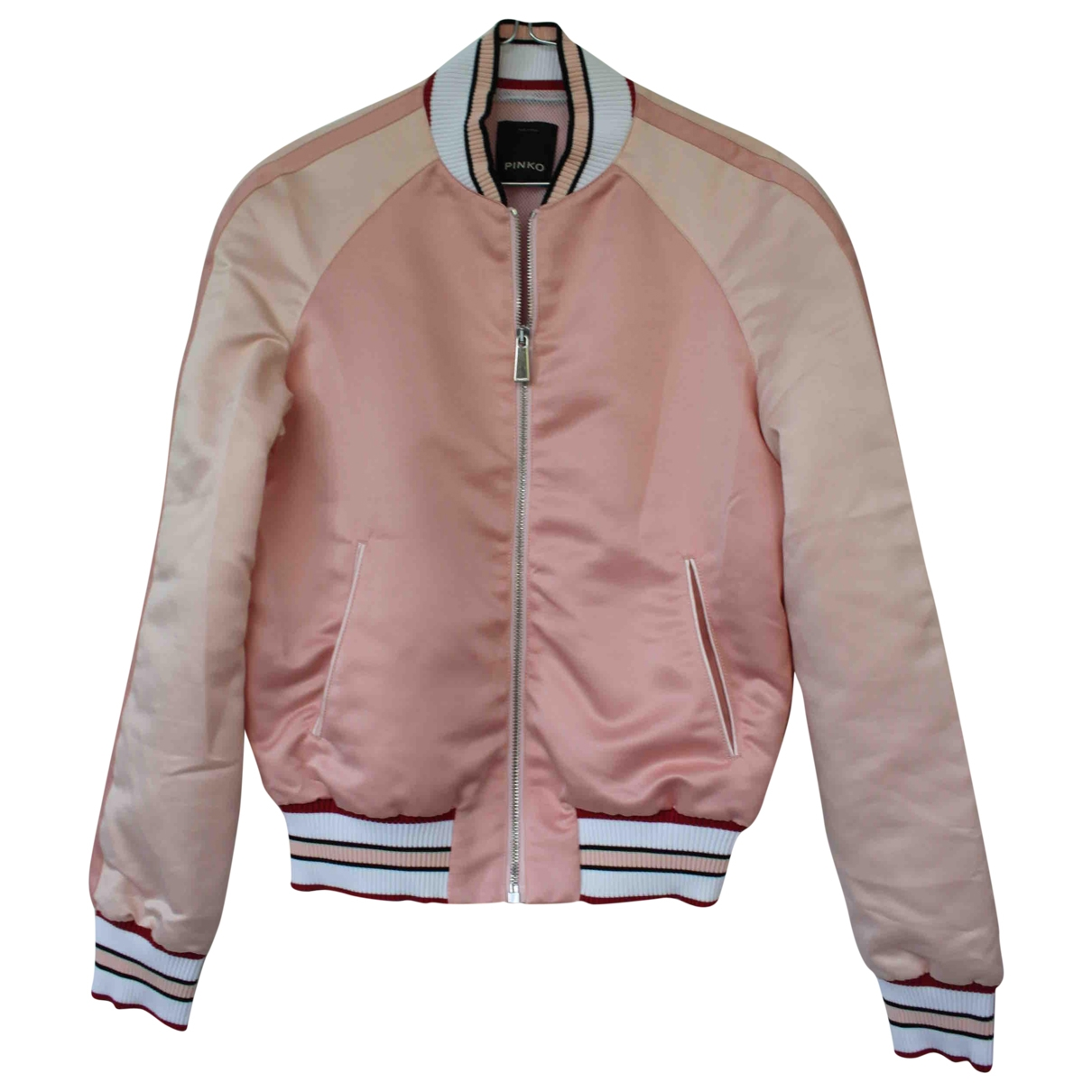 Pinko - Blouson   pour femme - rose