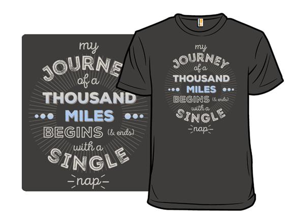 A Journey's End T Shirt