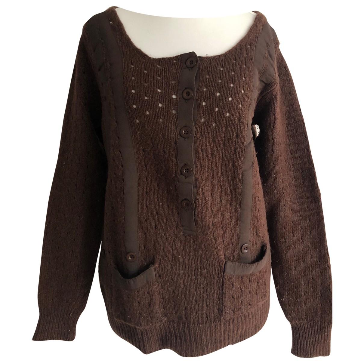Chloé \N Brown Wool Knitwear for Women XS International