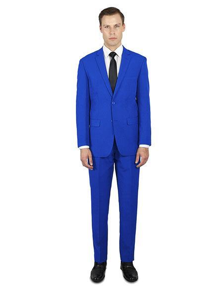 Alberto Nardoni Best Online Holiday Christmas Outfit  For men Royal