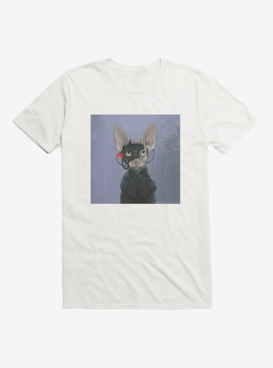 Star Trek The Next Generation Cats Locatus T-Shirt
