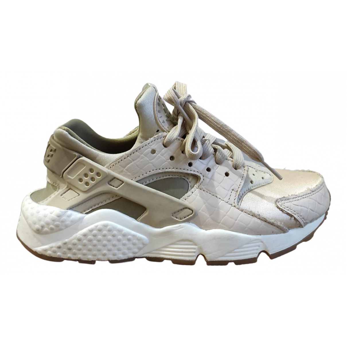 Nike Huarache Sneakers in  Rosa Leinen