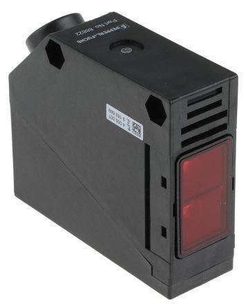Pepperl + Fuchs Photoelectric Sensor Retro-Reflective 7 m Detection Range Relay
